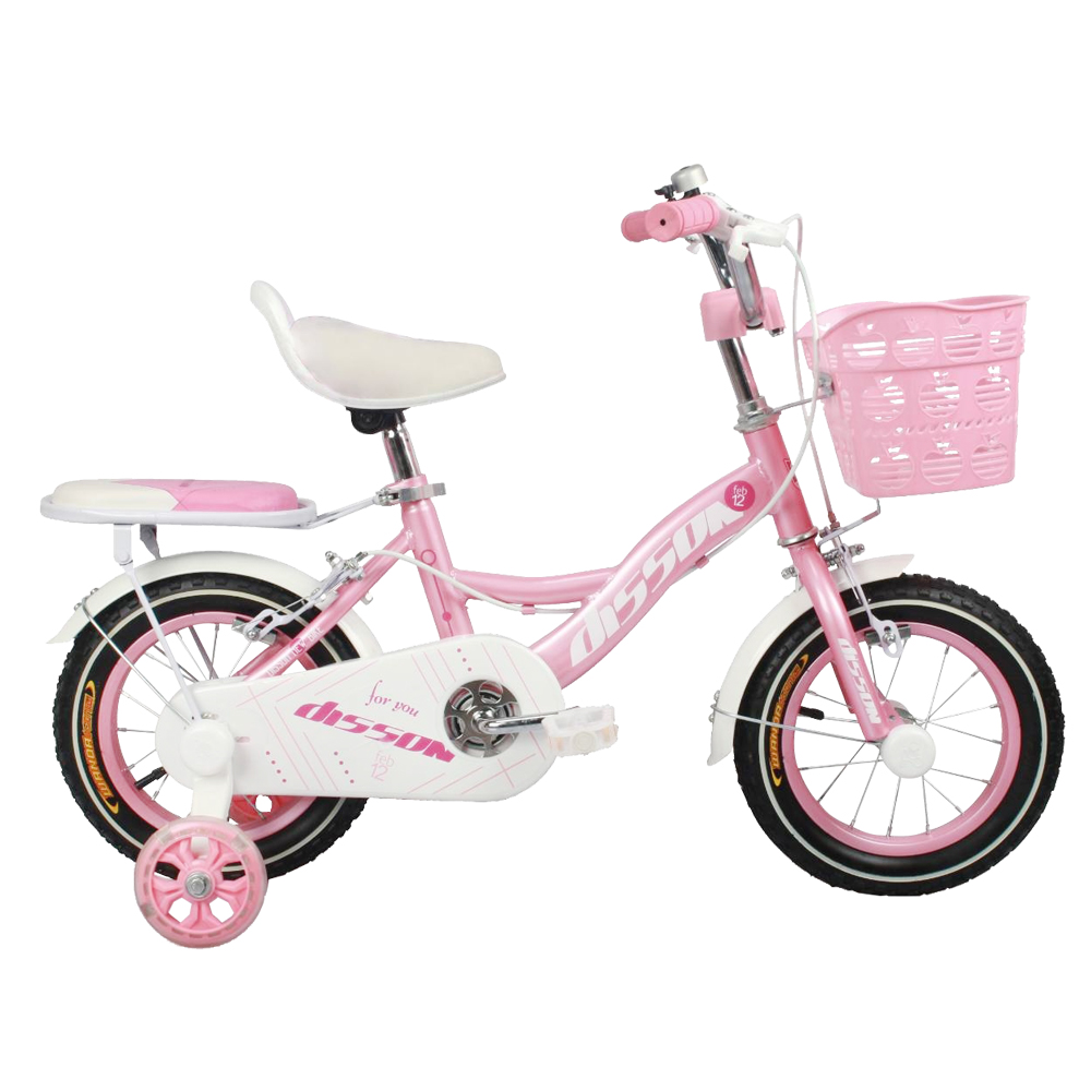 寶貝樂嚴選 12吋小淑女腳踏車