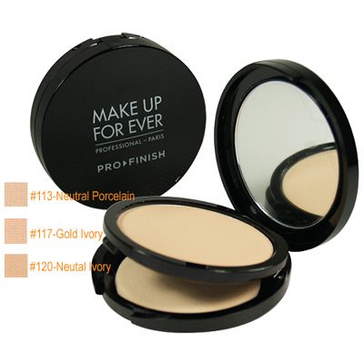 MAKE UP FOR EVER 專業美肌粉餅(10g)