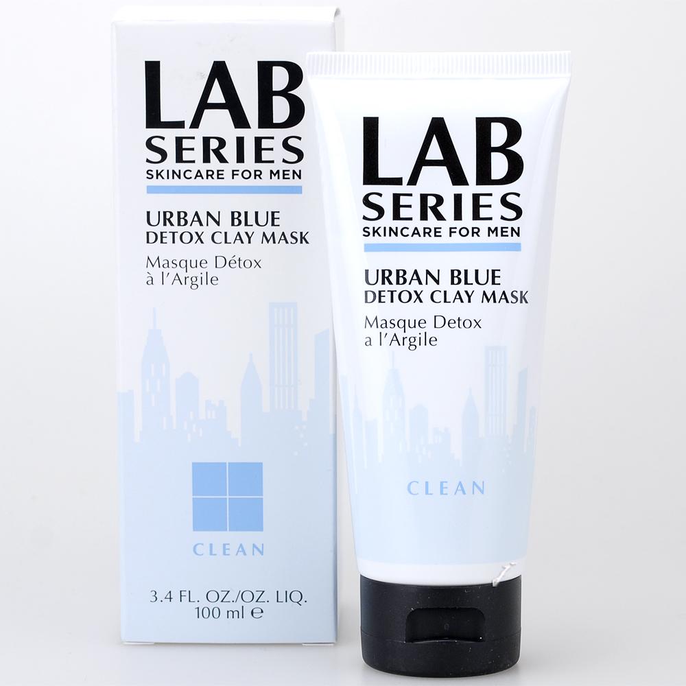【專櫃正品】LAB SERIES雅男士 強效去油光淨化面膜(100ml)-2021.02