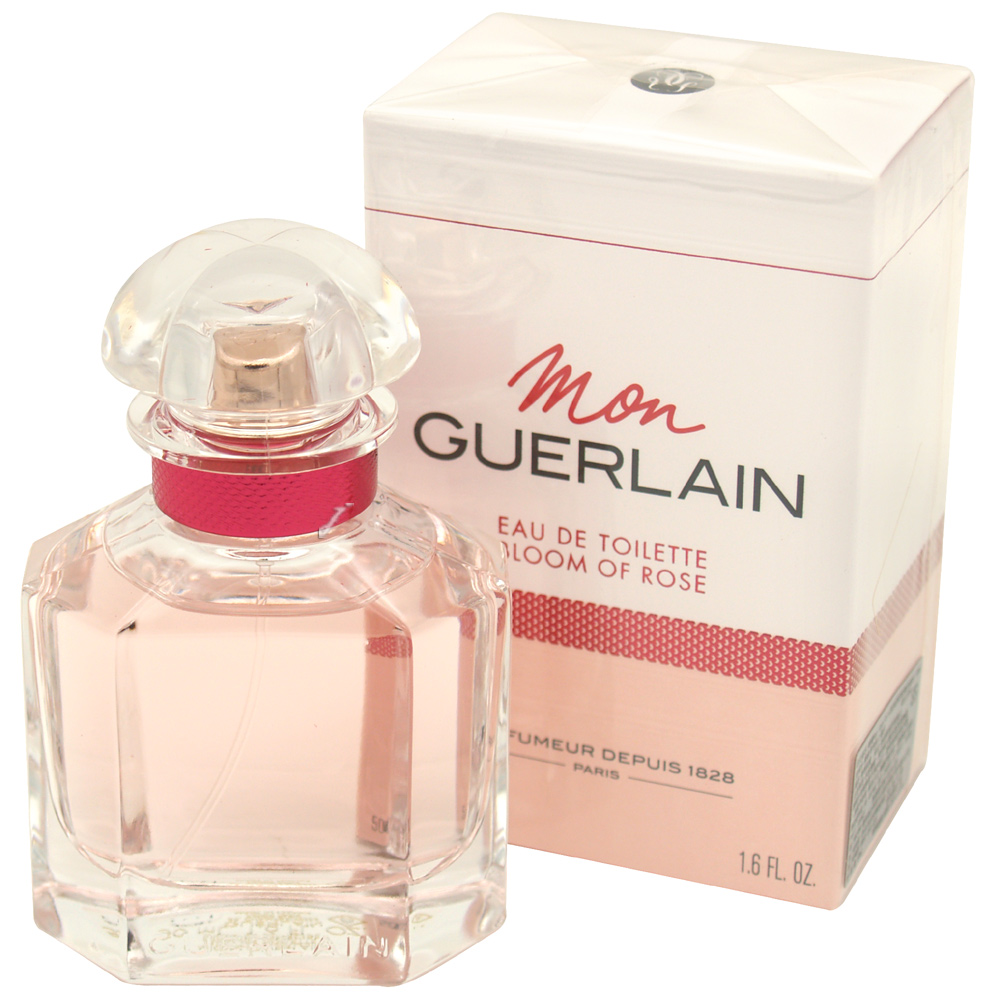 嬌蘭Mon GUERLAIN我的印記玫瑰淡香水(50ml)