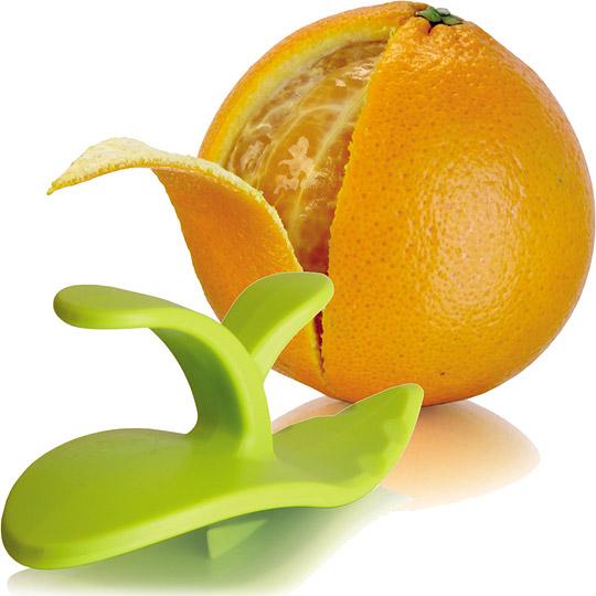 《VACU VIN》Peeler 水果去皮器(柑橘)