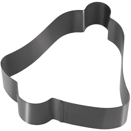 《TESCOMA》聖誕鈴鐺不沾蛋糕塑型環(20.5cm)