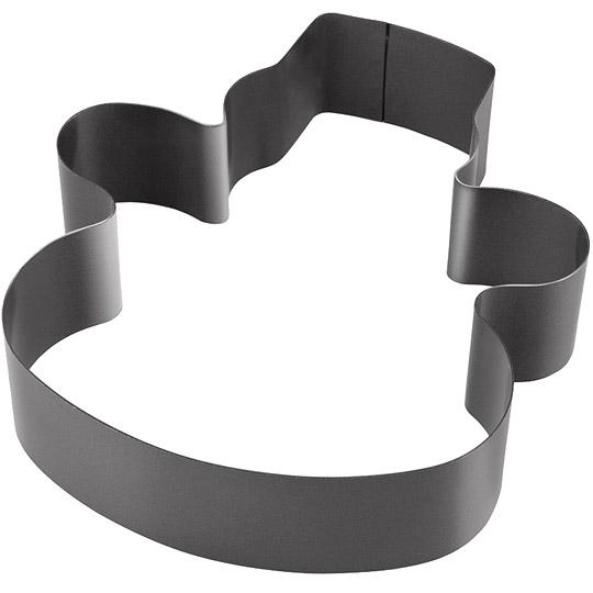 《TESCOMA》雪人不沾蛋糕塑型環(20.8cm)