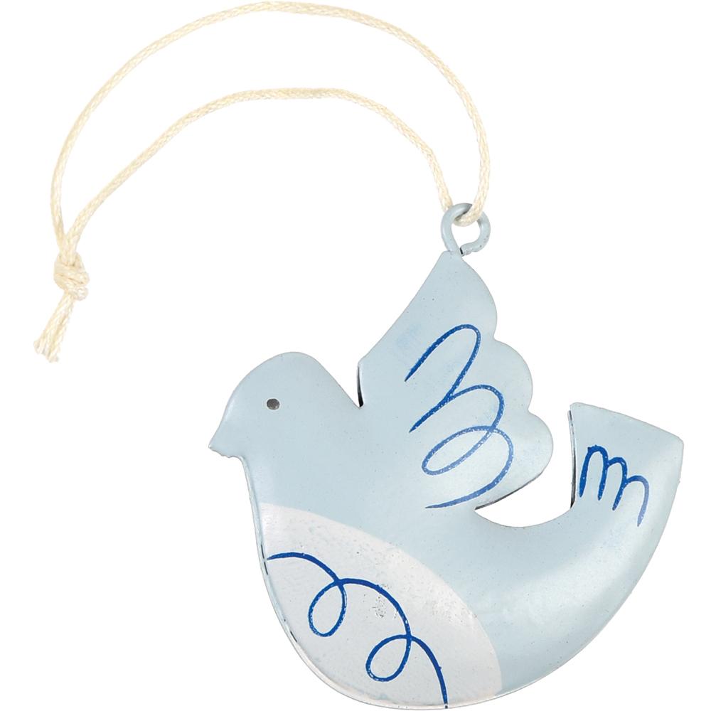 《Rex LONDON》童趣造型掛飾(藍鴿)