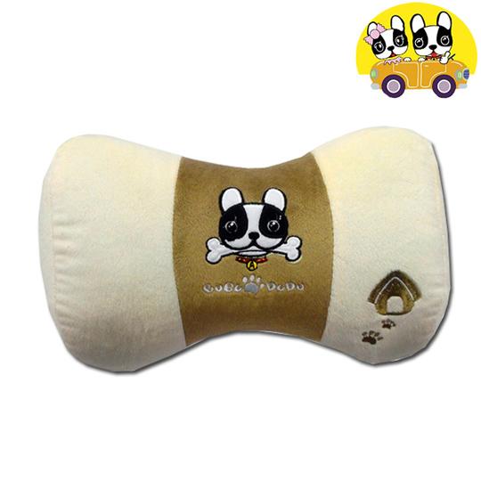 【安伯特】法鬥犬蝴蝶枕