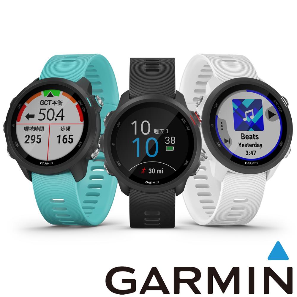 GARMIN Forerunner 245 Music GPS 智慧心率跑錶-音樂版