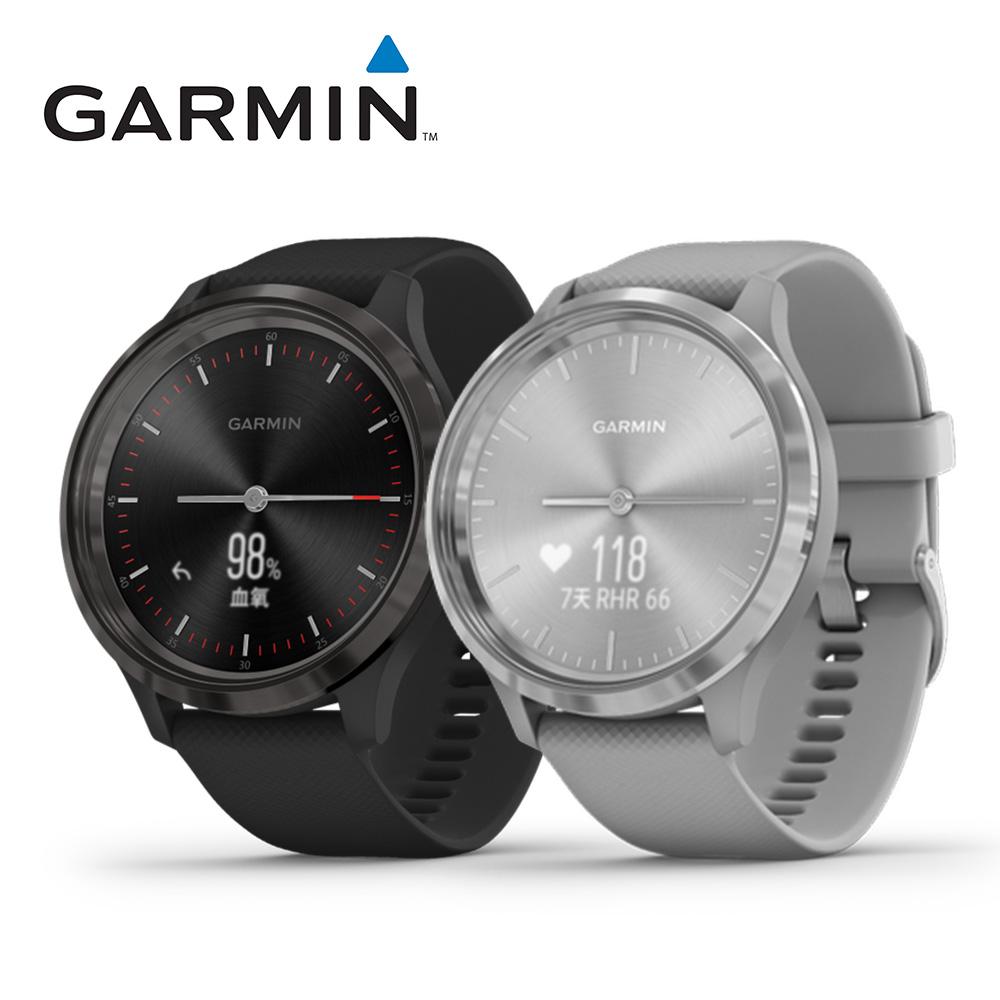 GARMIN vivomove 3 指針型GPS智慧腕錶
