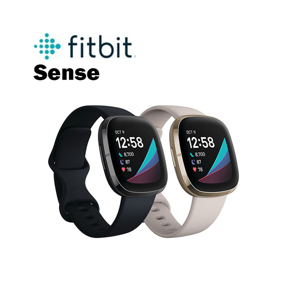 FITBIT SENSE 進階健康智慧手錶 - Taiwan公司貨