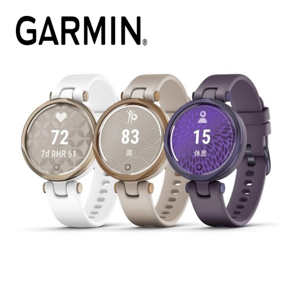 【福利網獨享】GARMIN Lily 智慧腕錶 運動款-矽膠錶帶