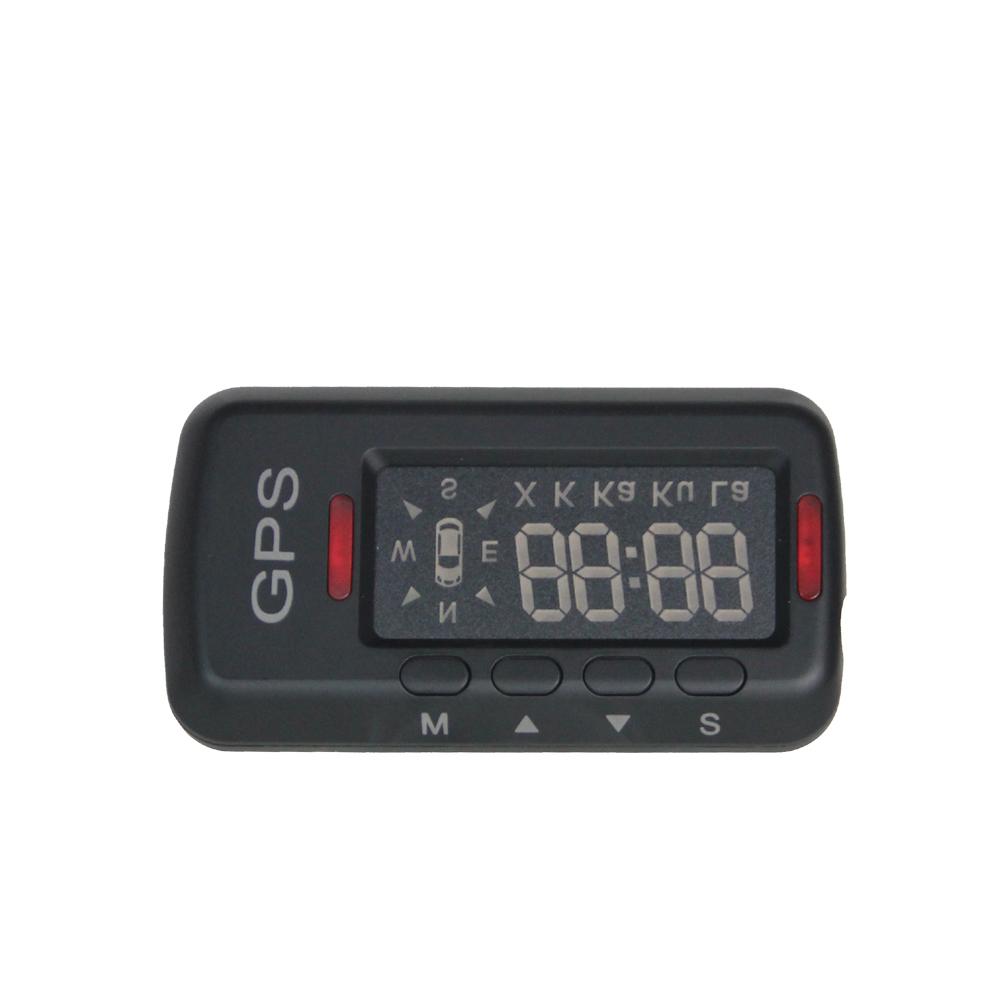 響尾蛇 HUD300 抬頭顯示器 GPS語音警示測速器 (送車用獨立開關三孔擴充器+MMCX GPS 增益天線)