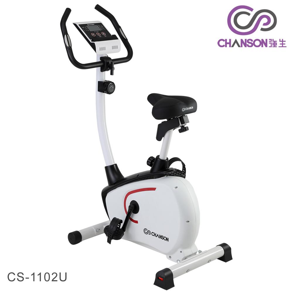 【強生CHANSON】CS-1102U 立式時尚健身車