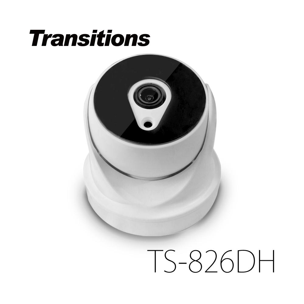 全視線 TS-826DH 室內日夜兩用四合一夜視型 HD 1080P 6顆紅外線LED攝影機