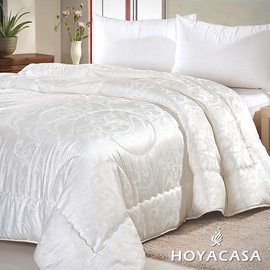 原價2380↘《HOYACASA 》單人天絲抗菌舒柔冬被(5x7)