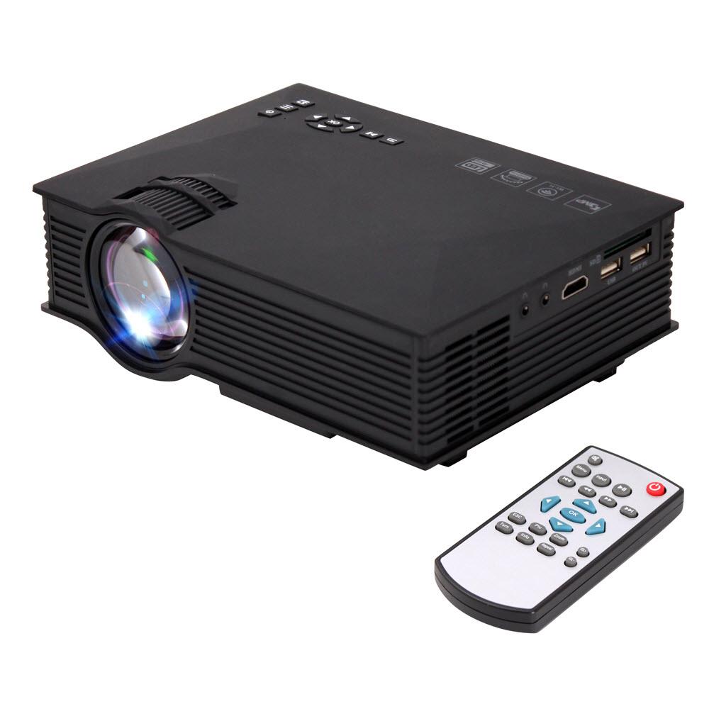 【IS愛思】P046W 140吋同屏鏡射微型投影機