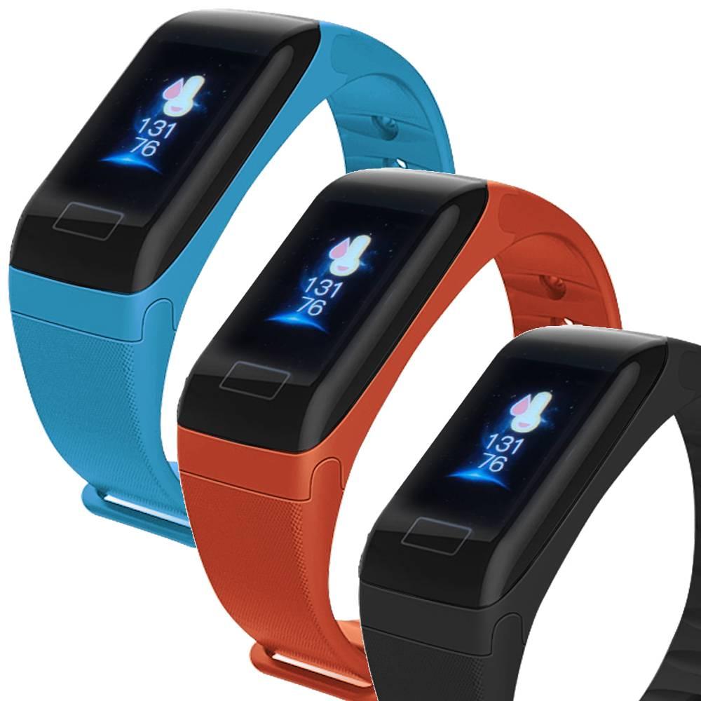 【IS愛思】HM18 彩色螢幕心率偵測血壓管理運動智慧手環
