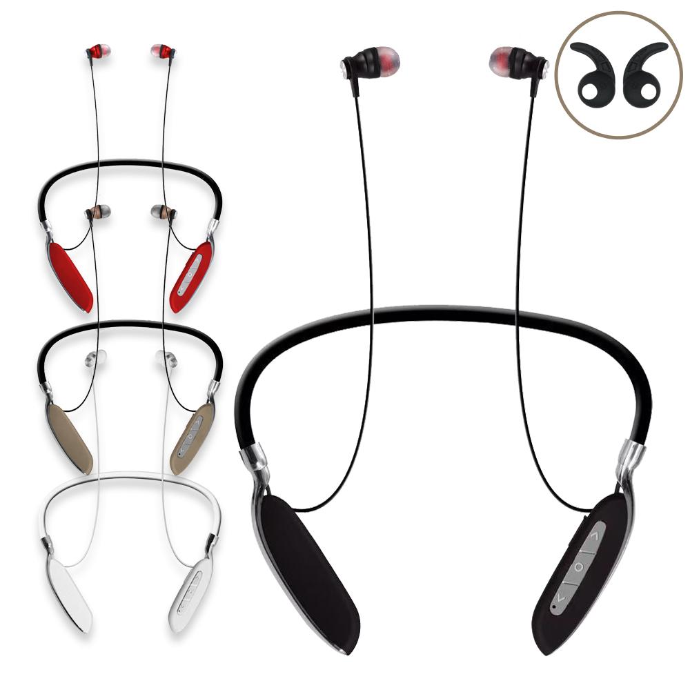 磁吸頸掛式MP3運動5.0藍牙耳機