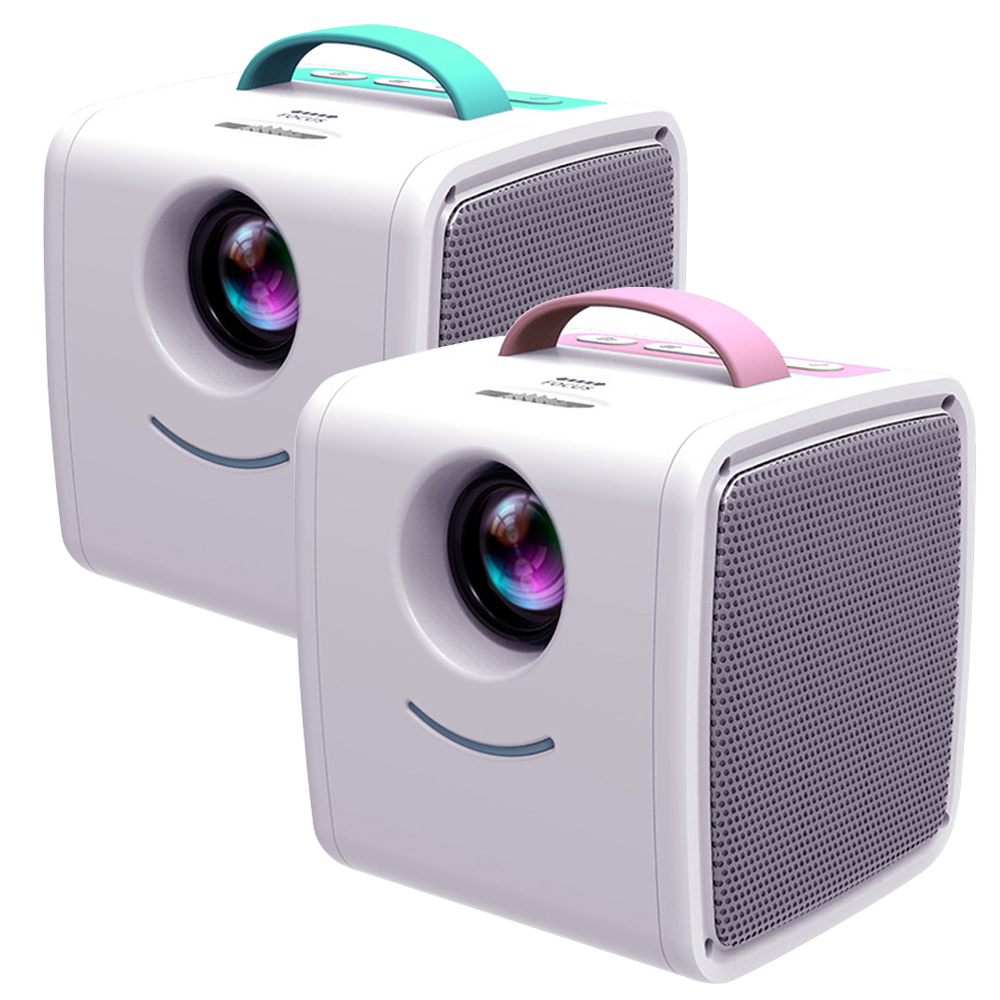 O2 手提行動式兒童微型投影機