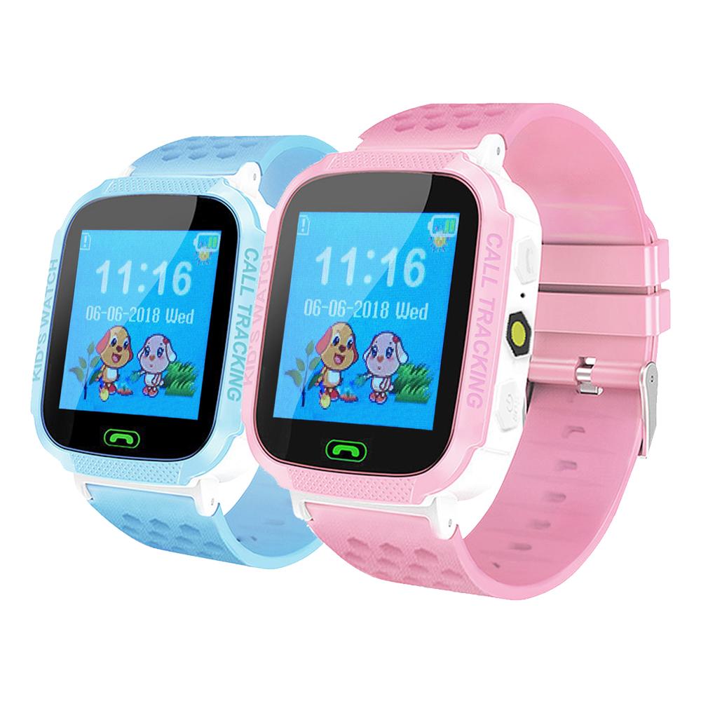 【IS愛思】GW-08 PLUS 觸控螢幕定位關懷兒童智慧手錶
