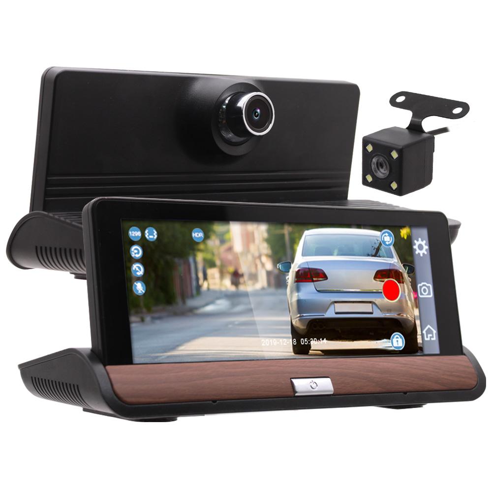 RV-21XW 6.8吋觸控螢幕中控台式1080P高畫質行車記錄器