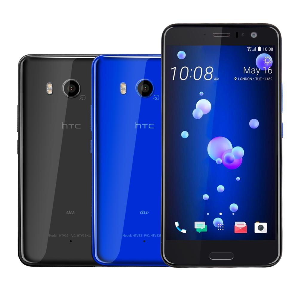 【福利品】HTC U11 日版八核5.5吋智慧型手機 (HTV33) 4G/64G
