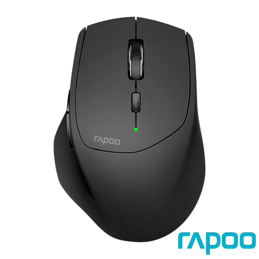 Rapoo雷柏 MT550 三模 一對三 無線藍牙滑鼠