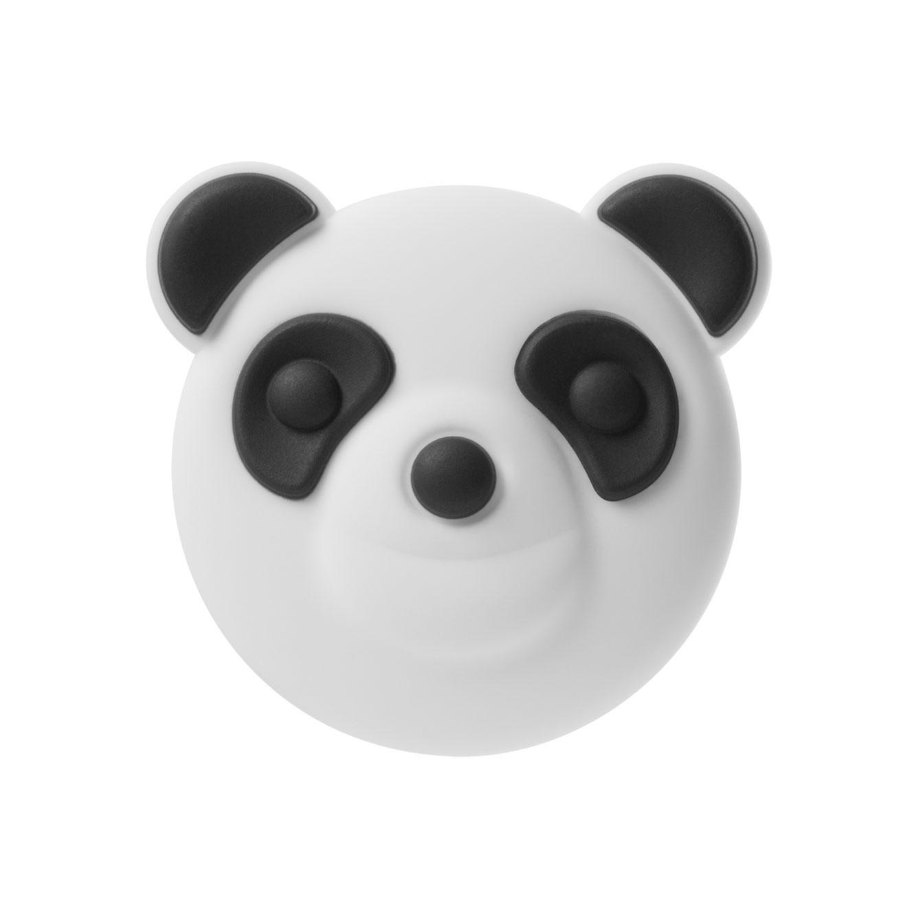 【Bone】Bone 可換式造型大逗扣-貓熊胖達