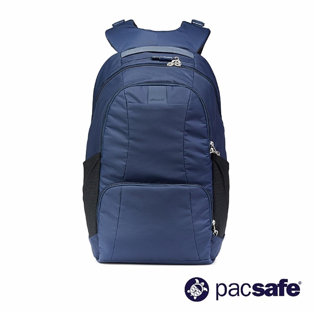 Pacsafe METROSAFE LS450 防盜雙肩背包(25L) 深藍色