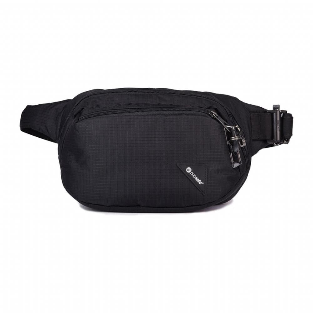 Pacsafe VIBE 100 輕便防盜腰包(4L) Jet Black(黑色)