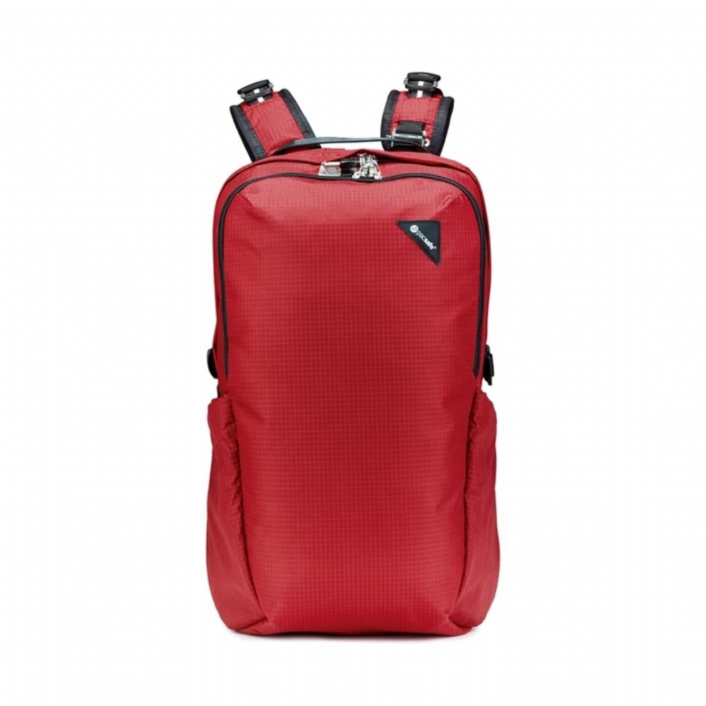 Pacsafe VIBE 25 防盜雙肩背包(25L) 枸杞紅