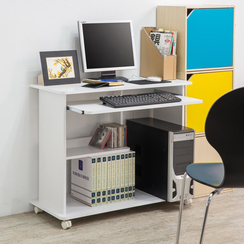 【TZUMii】純白多功能電腦桌