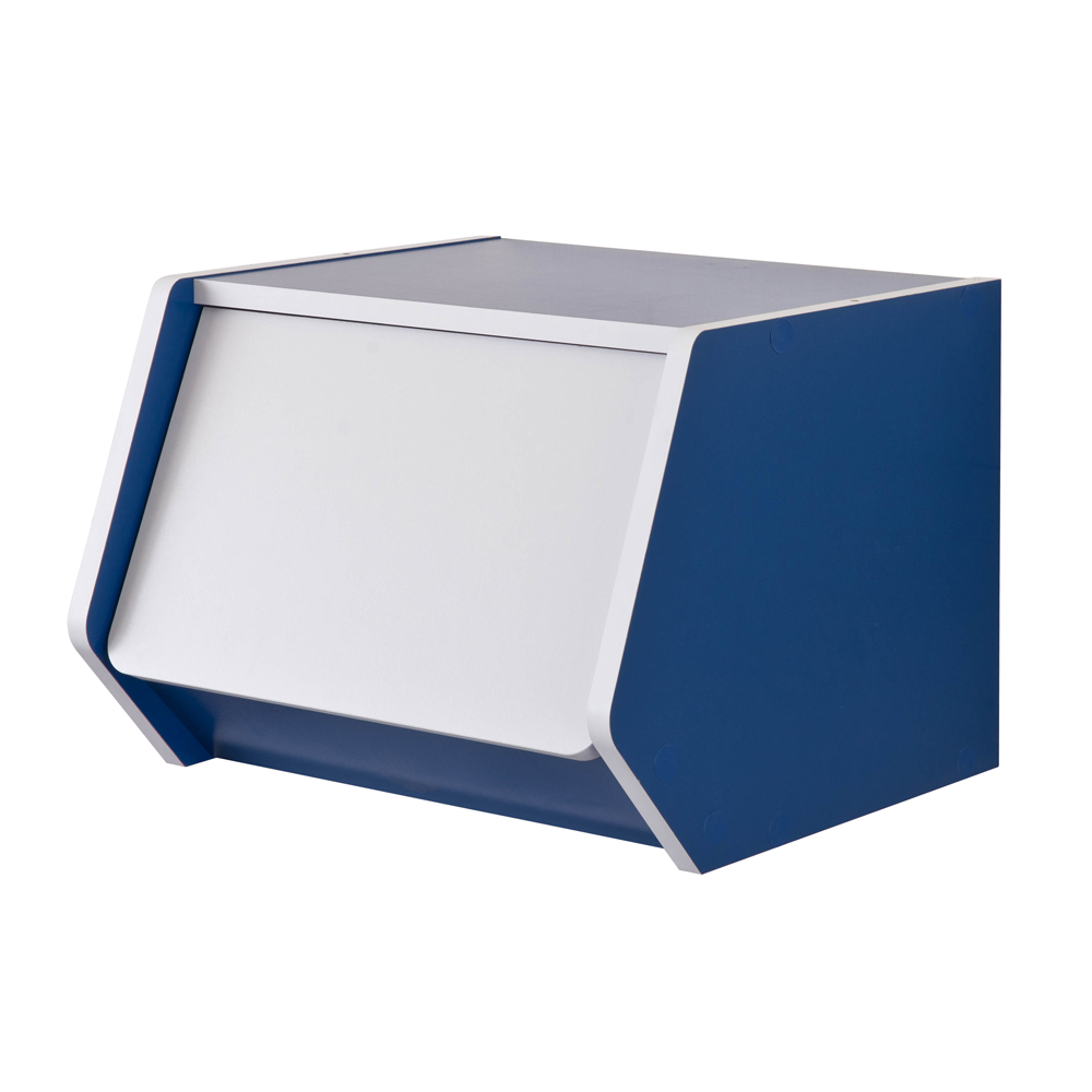 【TZUMii】艾莉絲掀門櫃-藍色