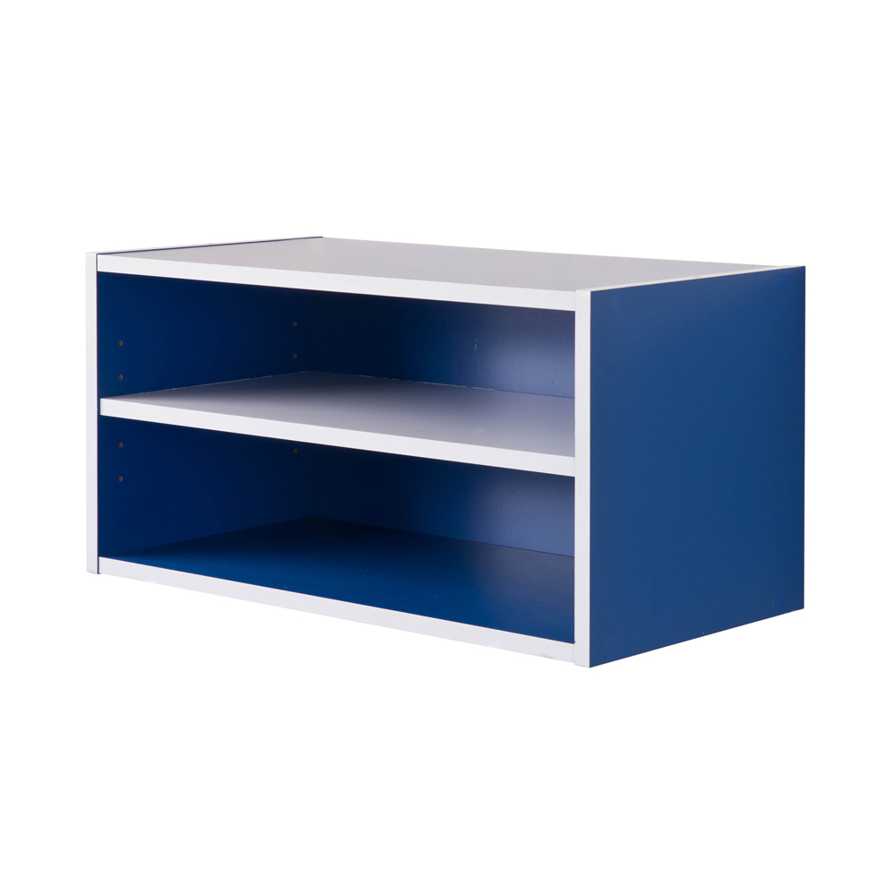 【TZUMii】艾莉絲加大二格櫃-藍色