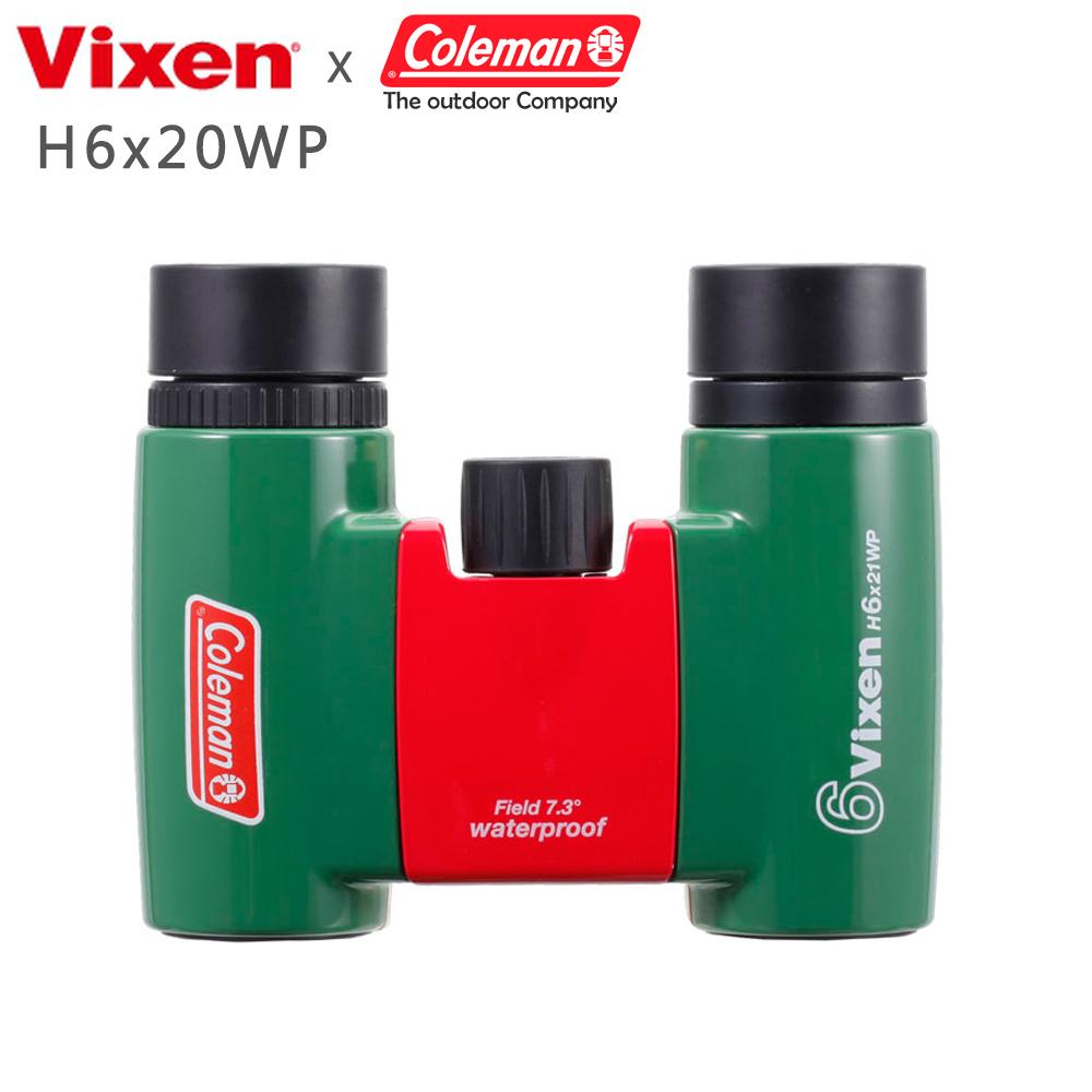 Vixen 6倍防水型望遠鏡 H6x21WP