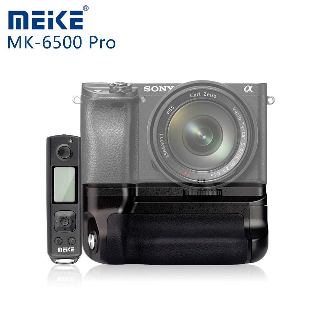 Meike 美科 SONY A6500 Pro 垂直手把(附遙控器)