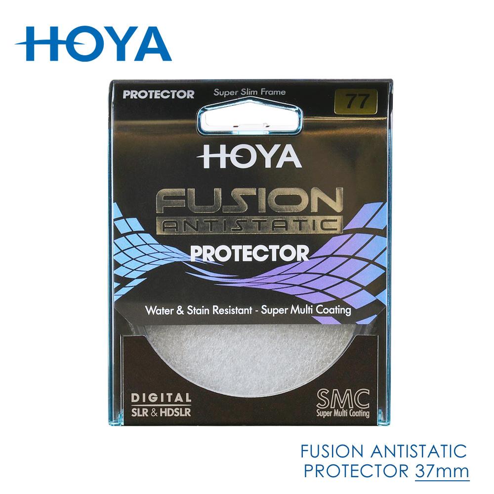 HOYA Fusion 37mm 保護鏡 Antistatic Protector