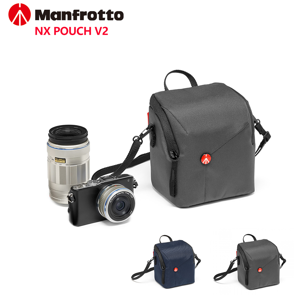 Manfrotto NX Pouch V2 for CSC  開拓者小型相機包