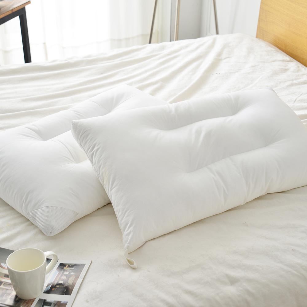 義大利La Belle《高效透氣抑菌水洗枕》-二入