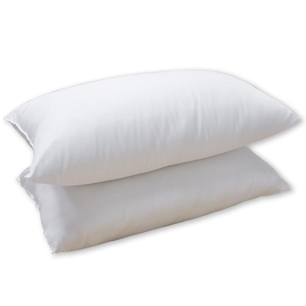 英國Abelia《立體雕花》透氣舒眠壓縮枕--二入