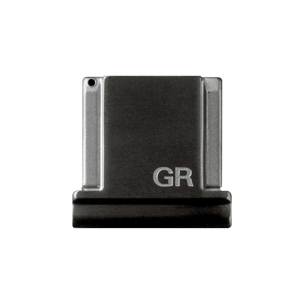 RICOH GR金屬熱靴蓋 GK-1_金屬灰 (公司貨)