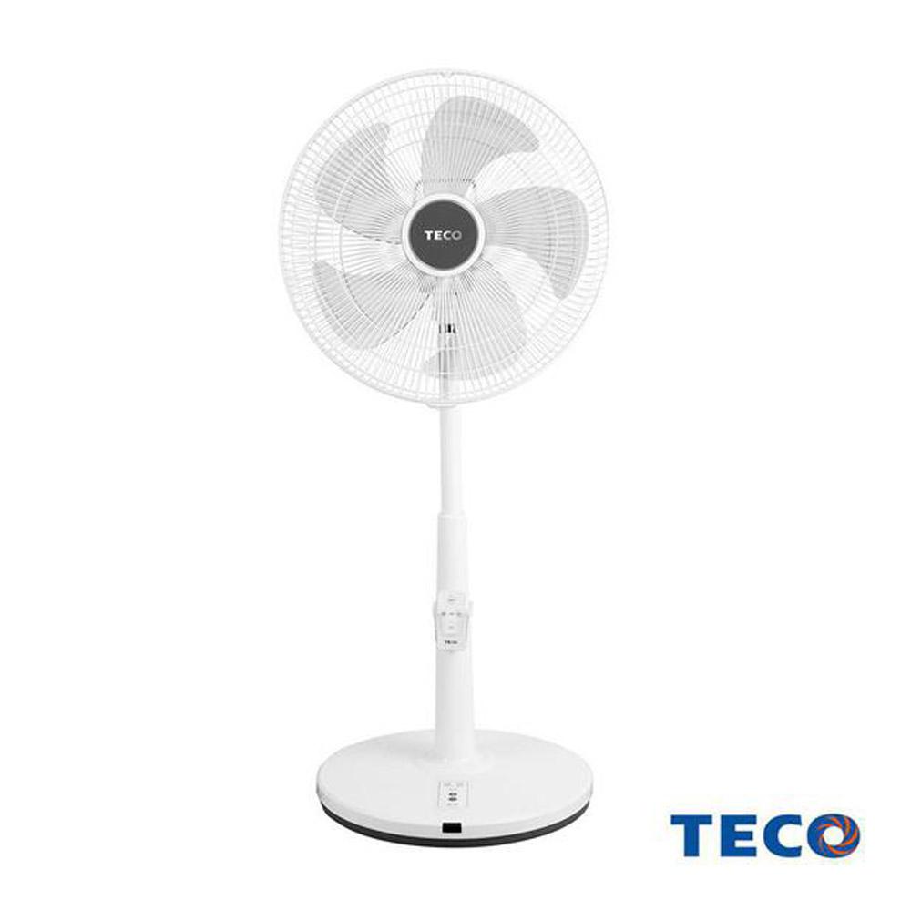 【TECO東元】14吋微電腦遙控DC節能風扇 XA1404BRD