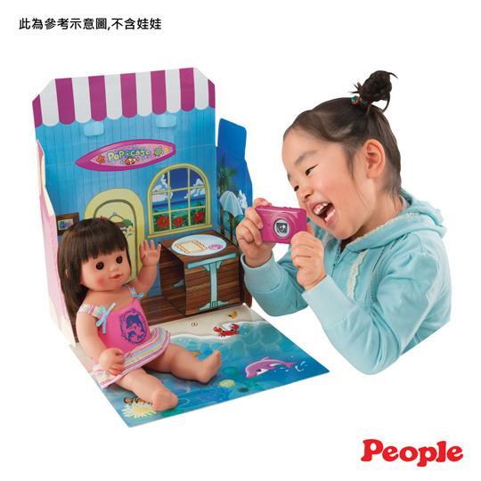 POPO-CHAN娃娃-配件-海灘旅行箱(數量限定)
