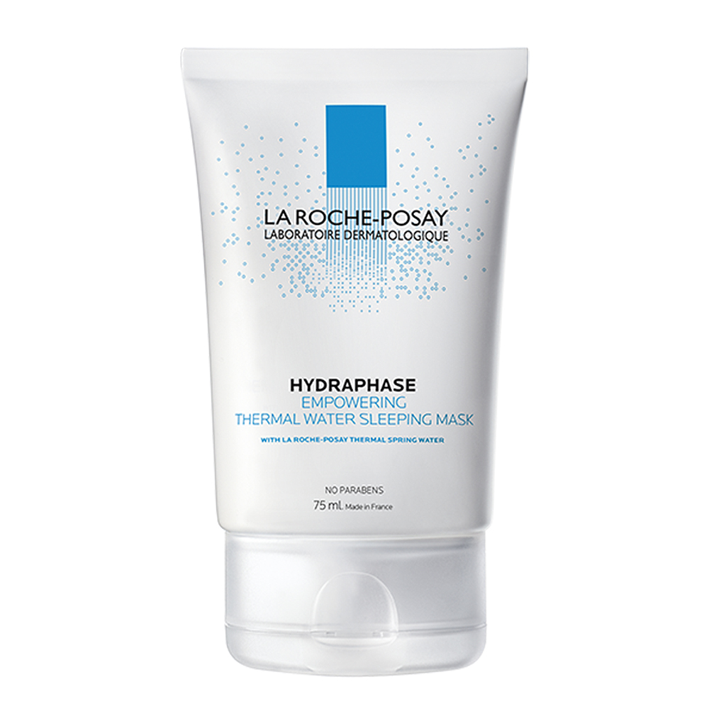 LA ROCHE-POSAY理膚寶水 水感超保濕晚安凝膜75ml
