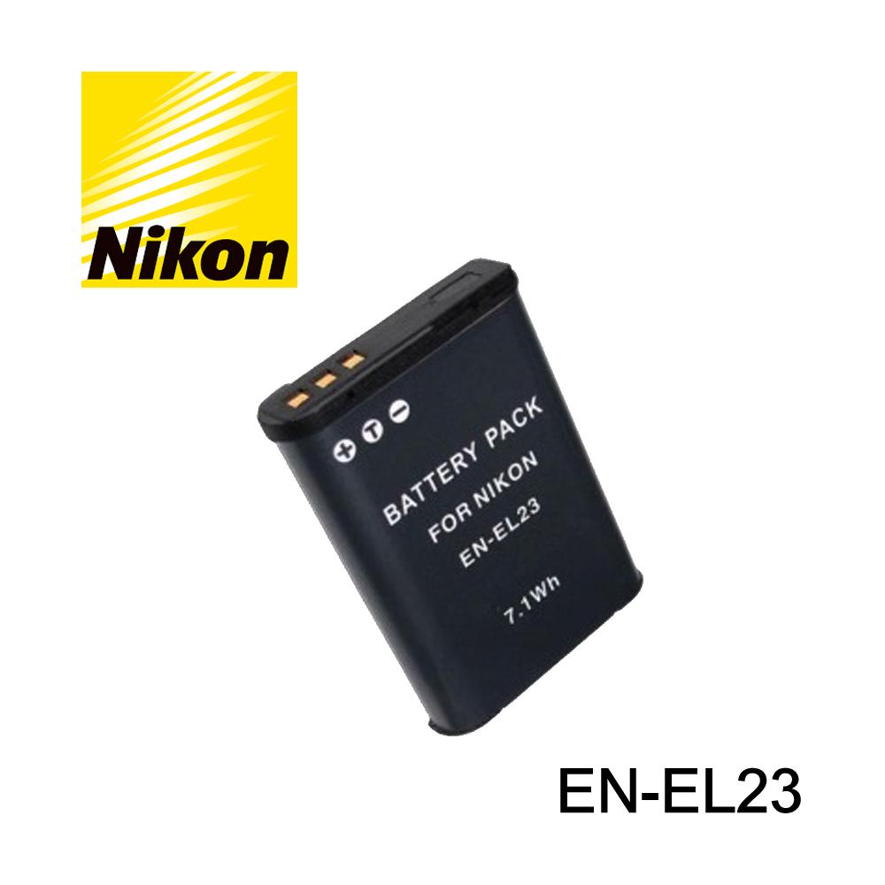 NIKON 尼康 EN-EL23 電池 ENEL23 鋰電池 副廠電池 P600 P610 P900 B700 適用