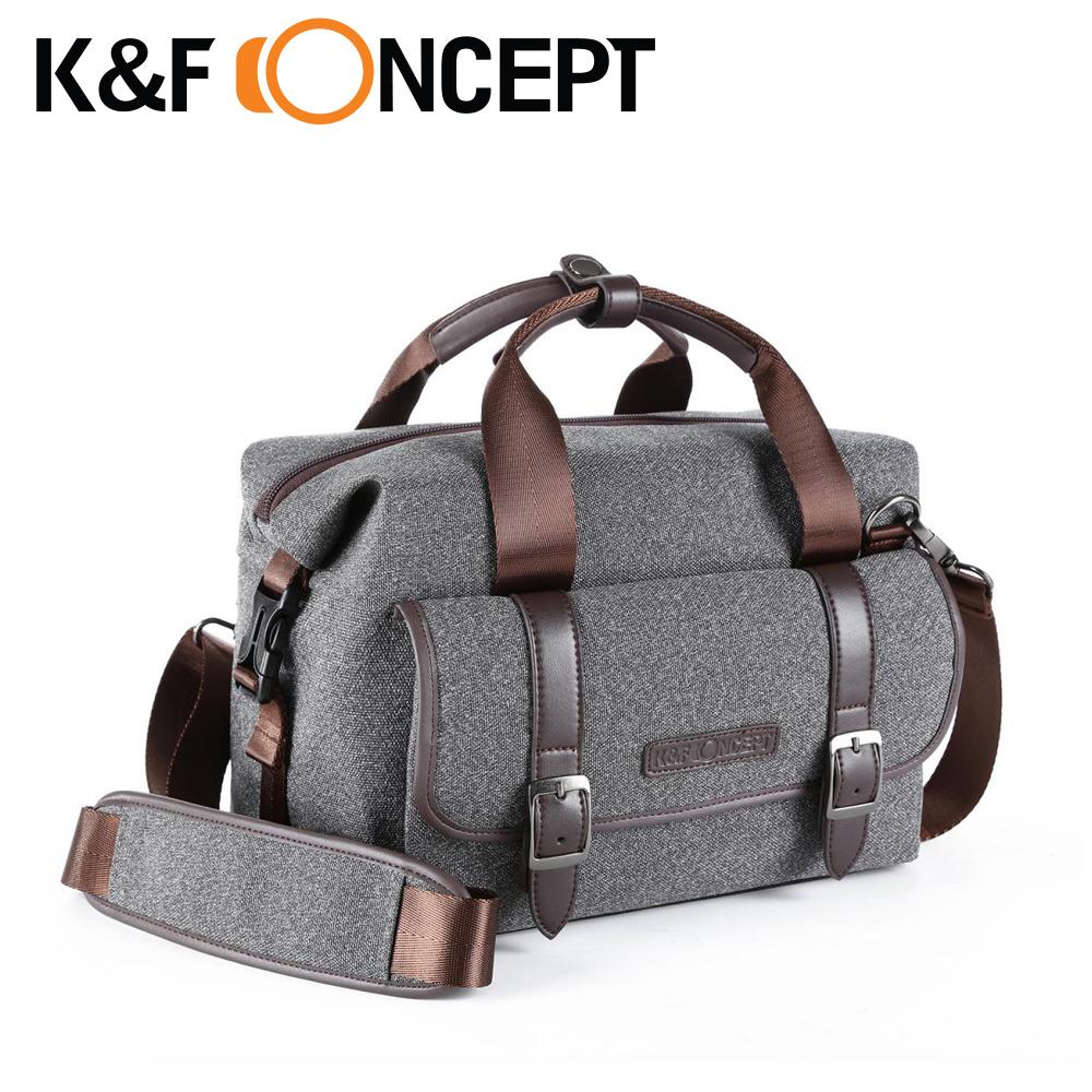 K&F Concept 休閒者 攝影 單眼 側背包 斜背包 肩背包 相機包 (KF13.079)