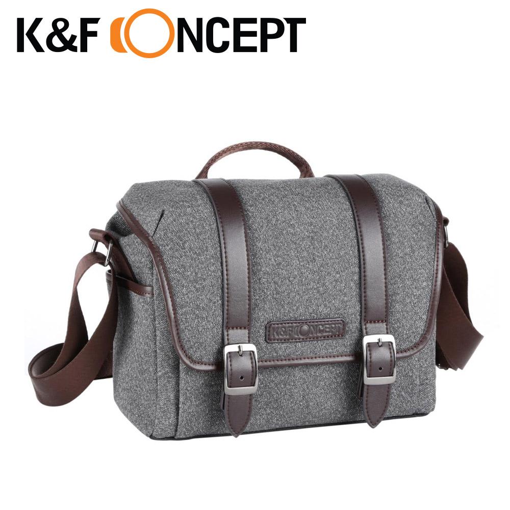 K&F Concept 休閒者 攝影 單眼 側背包 斜背包 肩背包 相機包 (KF13.078)