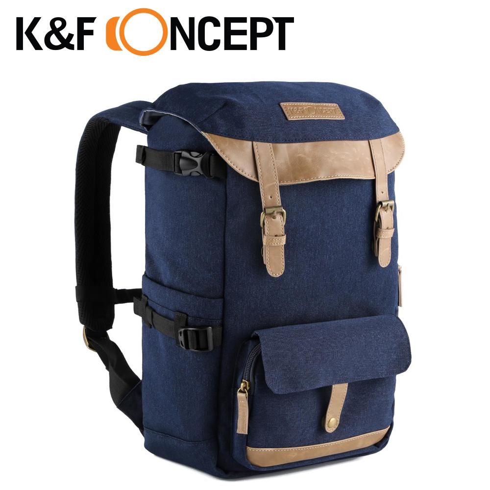 K&F Concept 時尚者 攝影 單眼 後背包 相機包 (KF13.066)