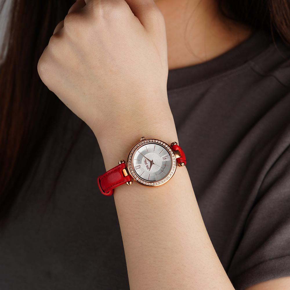 Folli Follie 優雅晶鑽手錶-30mm WF16B009SPS-DR