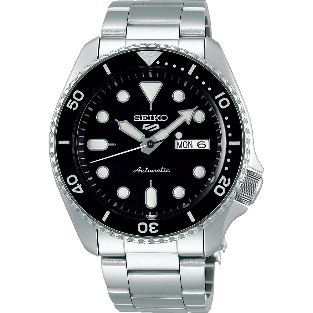 SEIKO 精工 5 Sports 系列機械錶(SRPD55K1/4R36-07G0Q)