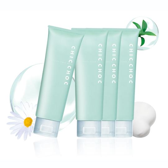 CHIC CHOC 經典保濕皂霜3+1限定組