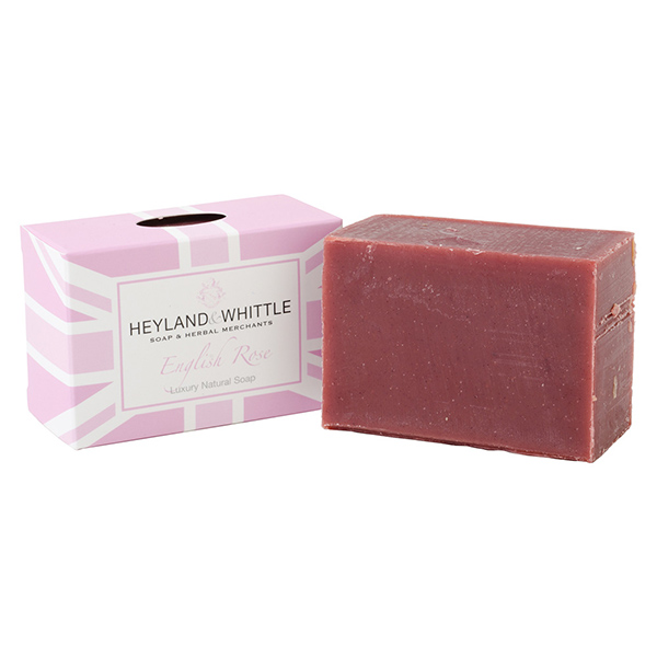 H&W英倫薇朵 英倫玫瑰手工香氛皂 95g